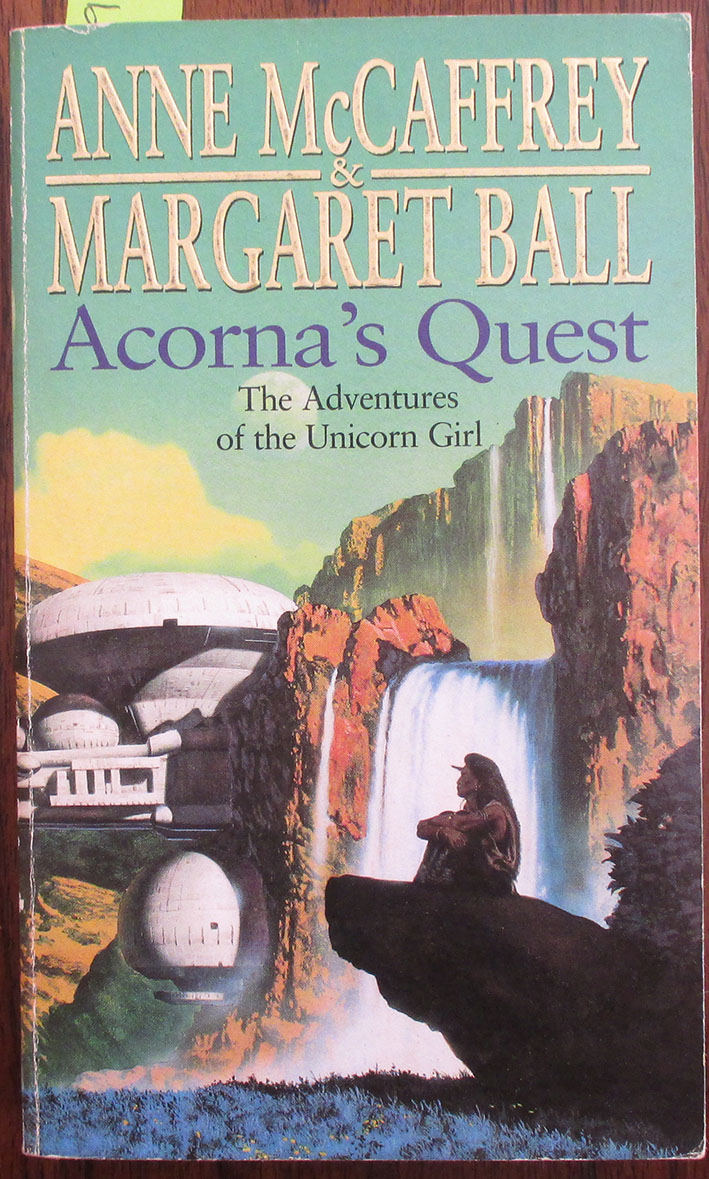 Image for Acorna's Quest: The Adventures of the Unicorn Girl (#2)