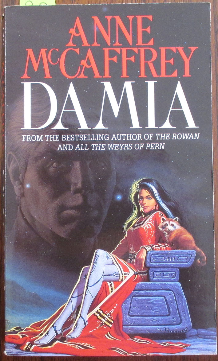Image for Damia: The Tower and the Hive Sequence (#2)