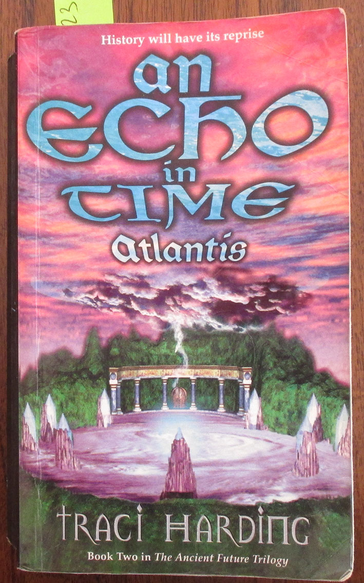 Image for Echo In Time, An: Atlantis (The Ancient Future, #2)
