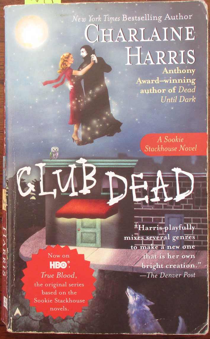 Image for Club Dead: A Sookie Stackhouse Novel