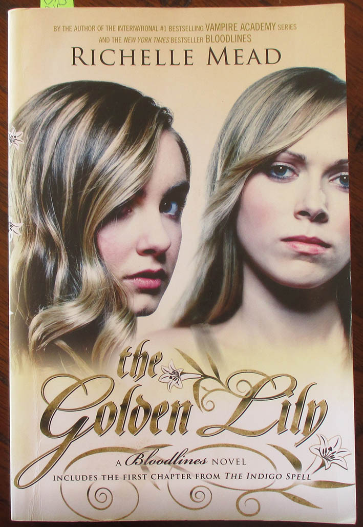 Image for Golden Lily, The: A Bloodlines Novel (#2)