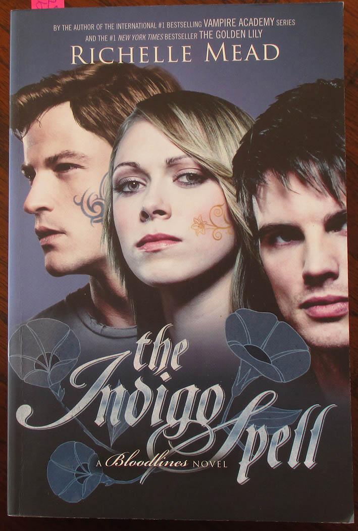 Image for Indigo Spell, The: A Bloodlines Novel (#3)