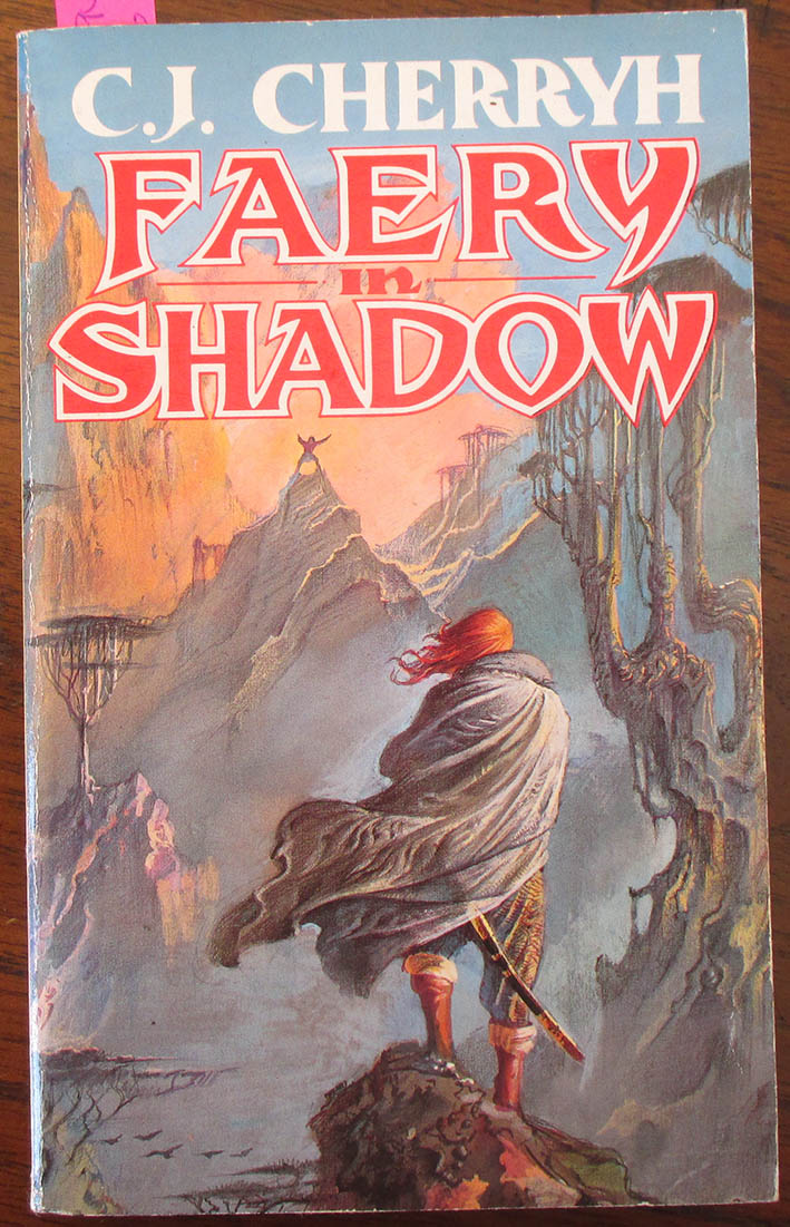 Image for Faery in Shadow