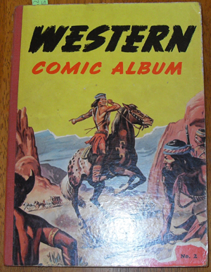 Image for Western Comic Album No. 2