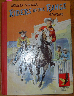 Image for Charles Chilton's Riders of the Range Annual