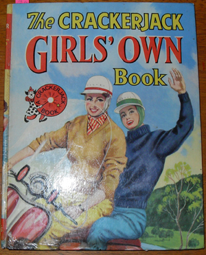 Image for Crackerjack Girls' Own Book, The