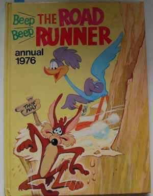 Image for Road Runner Annual 1976, The