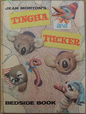 Image for Jean Morton's Tingha and Tucker Bedside Book