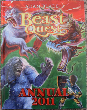 Image for Beast Quest Annual 2011