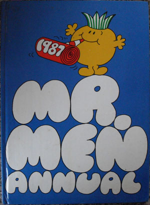 Image for Mr. Men Annual 1987