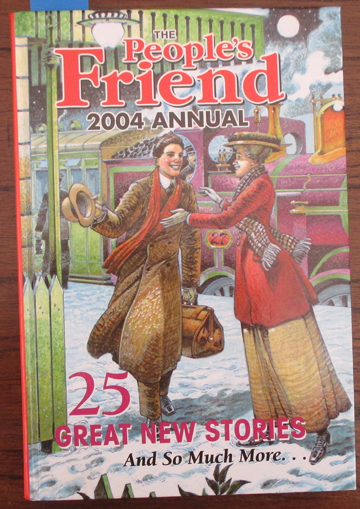 Image for People's Friend 2004 Annual, The