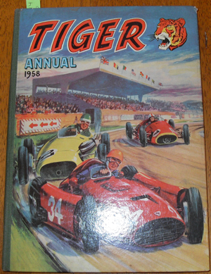 Image for Tiger Annual 1958