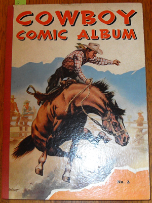 Image for Cowboy Comic Album No. 2
