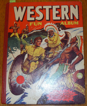 Image for Western Fun Album
