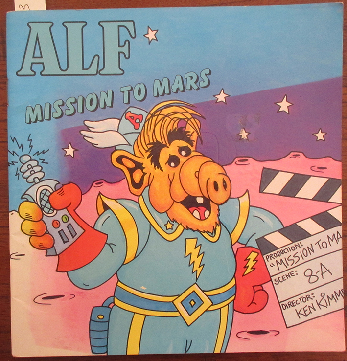 Image for Alf: Mission to Mars