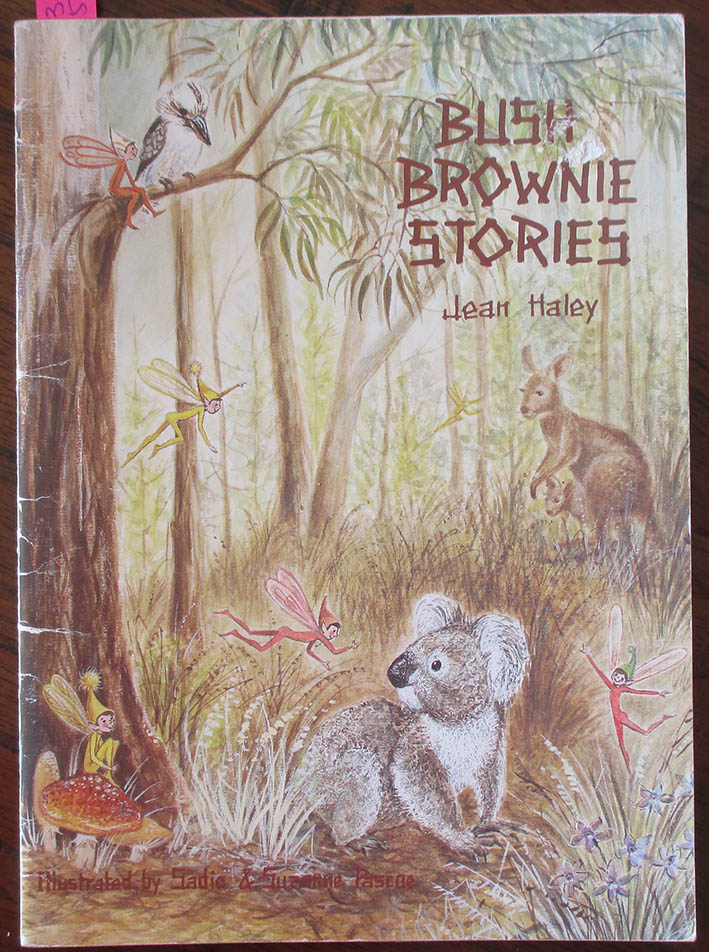 Image for Bush Brownie Stories