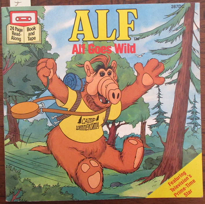 Image for Alf: Alf Goes Wild