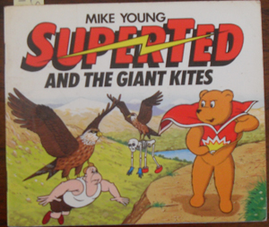 Image for SuperTed and the Giant Kites