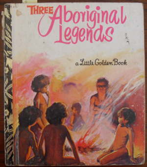 Image for Three Aboriginal Legends