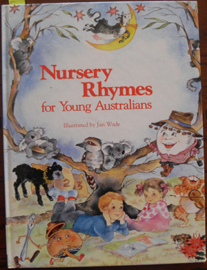 Image for Nursery Rhymes for Young Australians
