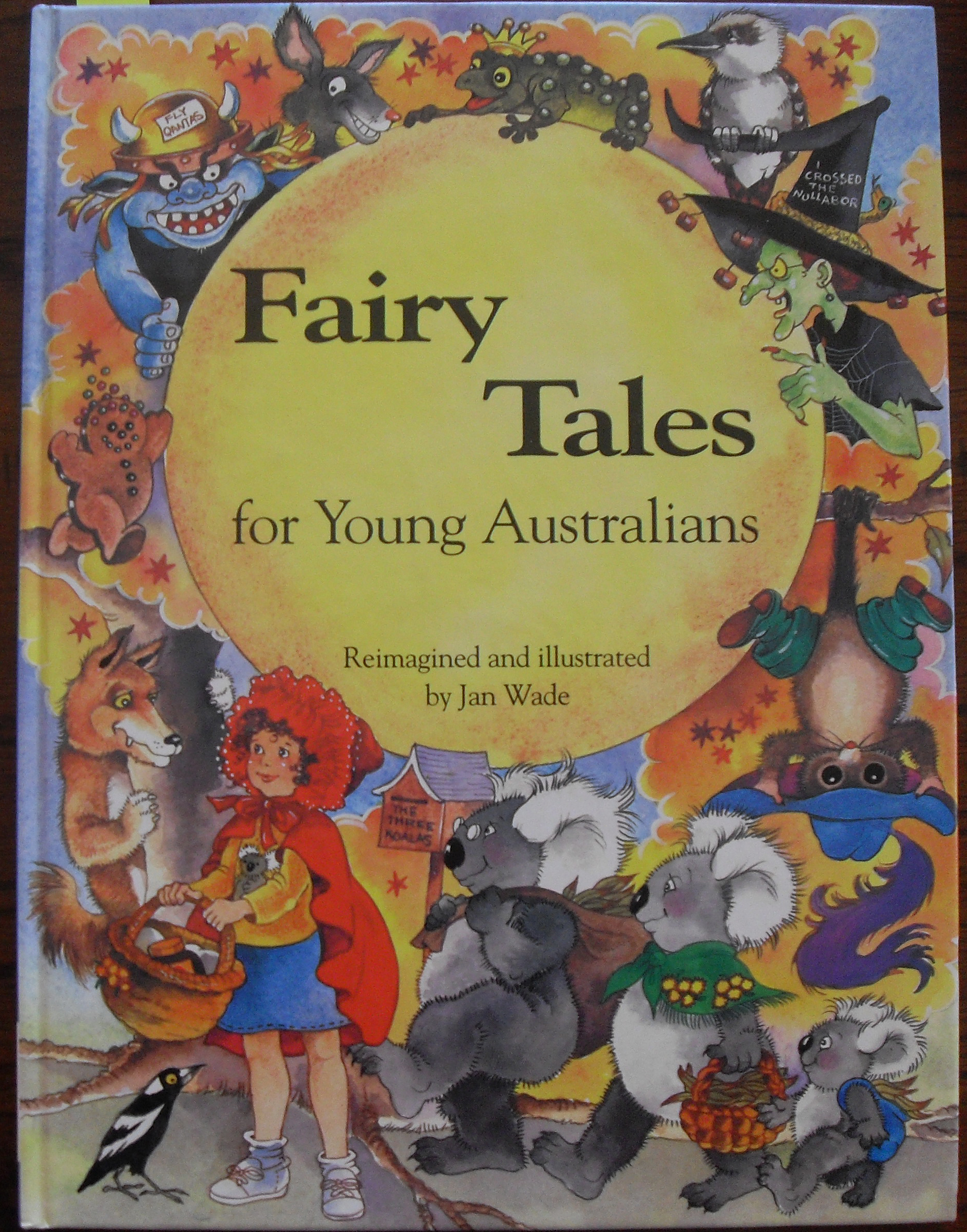 Image for Fairy Tales for Young Australians