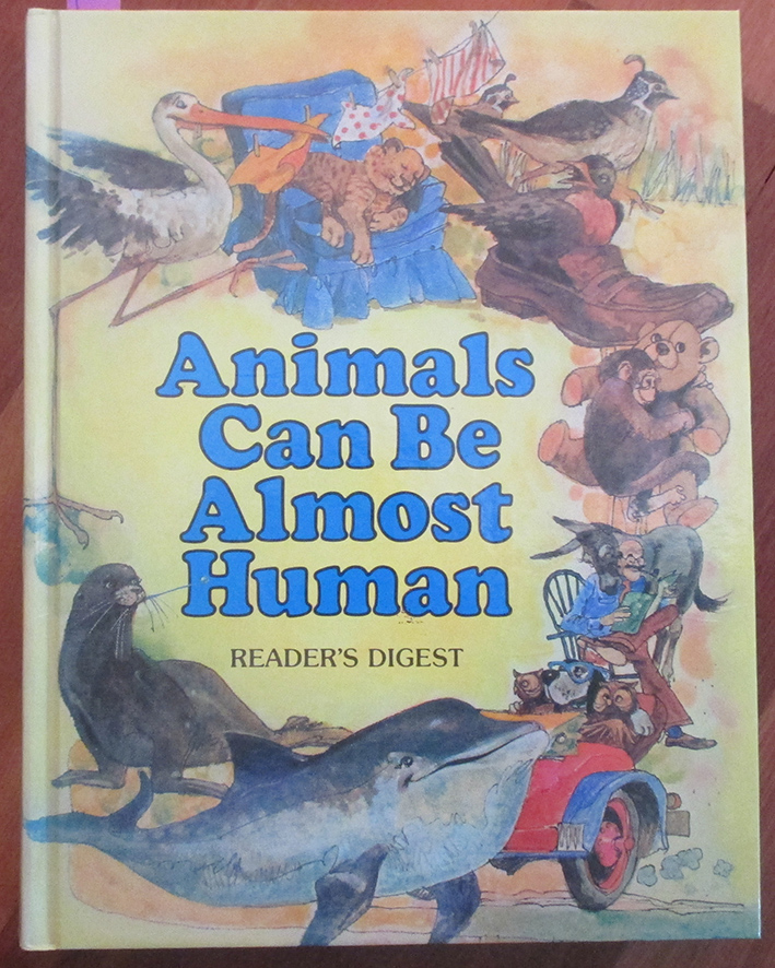 Image for Animals Can Be Almost Human