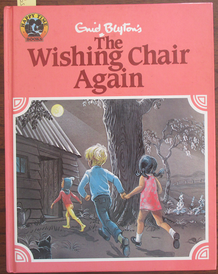 Image for Wishing Chair Again, The