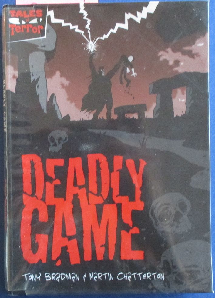 Image for Deadly Game: Tales of Terror