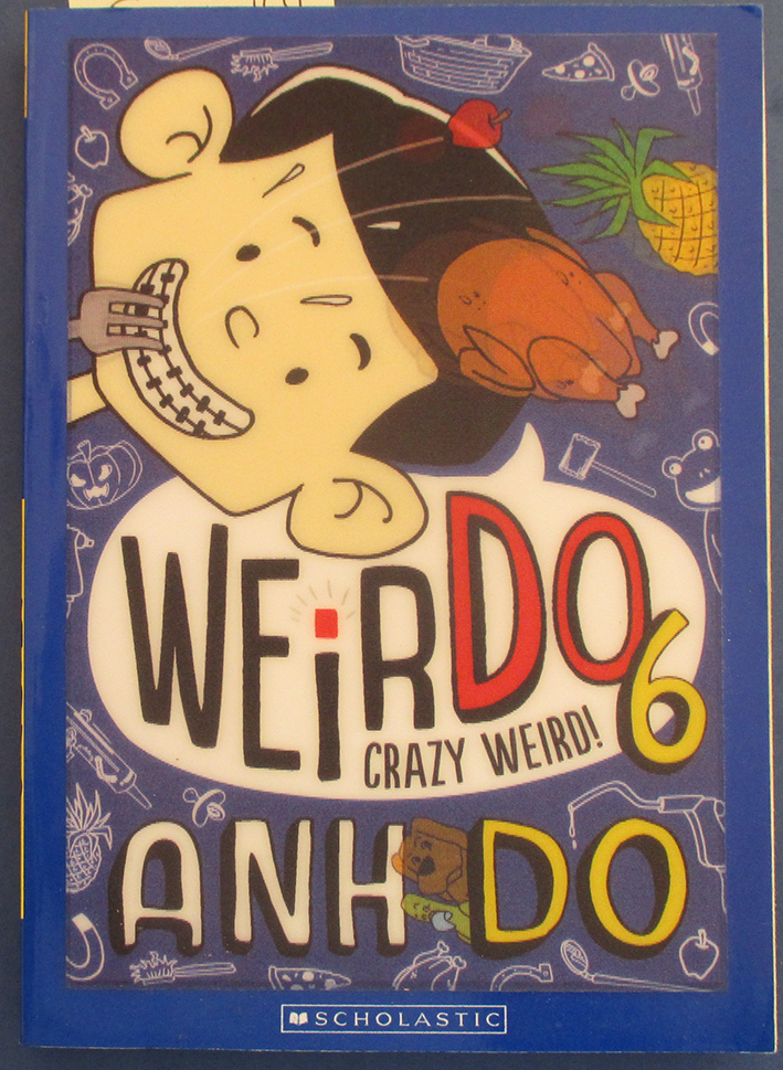 Image for Crazy Weird! Weirdo #6