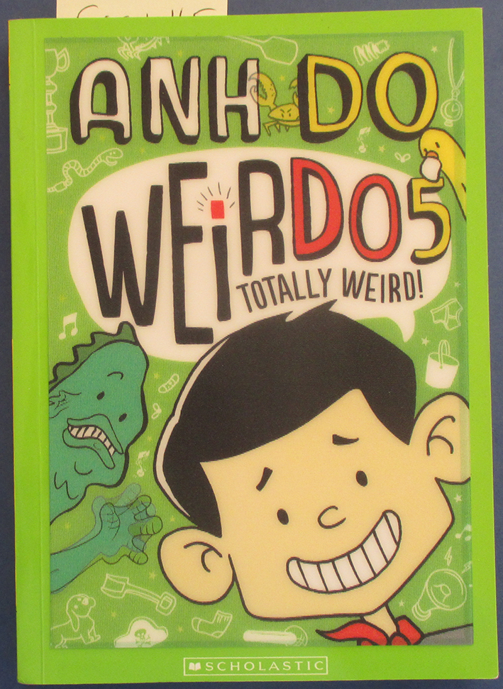 Image for Totally Weird! Weirdo #5