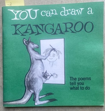 Image for You Can Draw a Kangaroo: The Poems Tell You What To Do