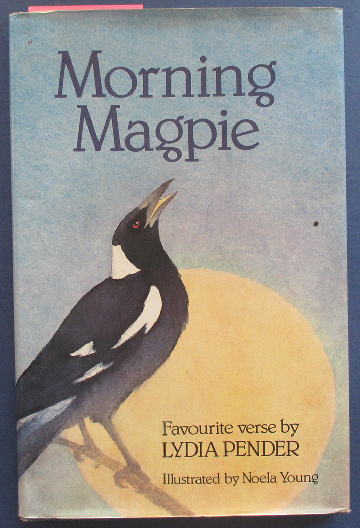 Image for Morning Magpie