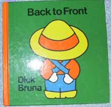 Image for Back To Front