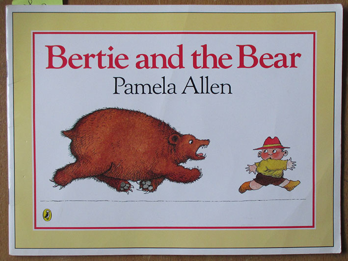 Image for Bertie and the Bear