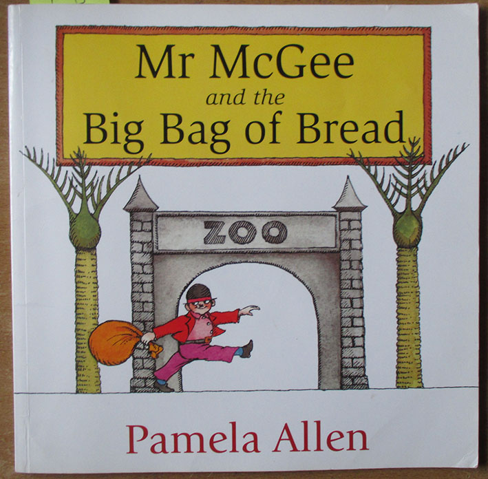 Image for Mr McGee and the Big Bag of Bread