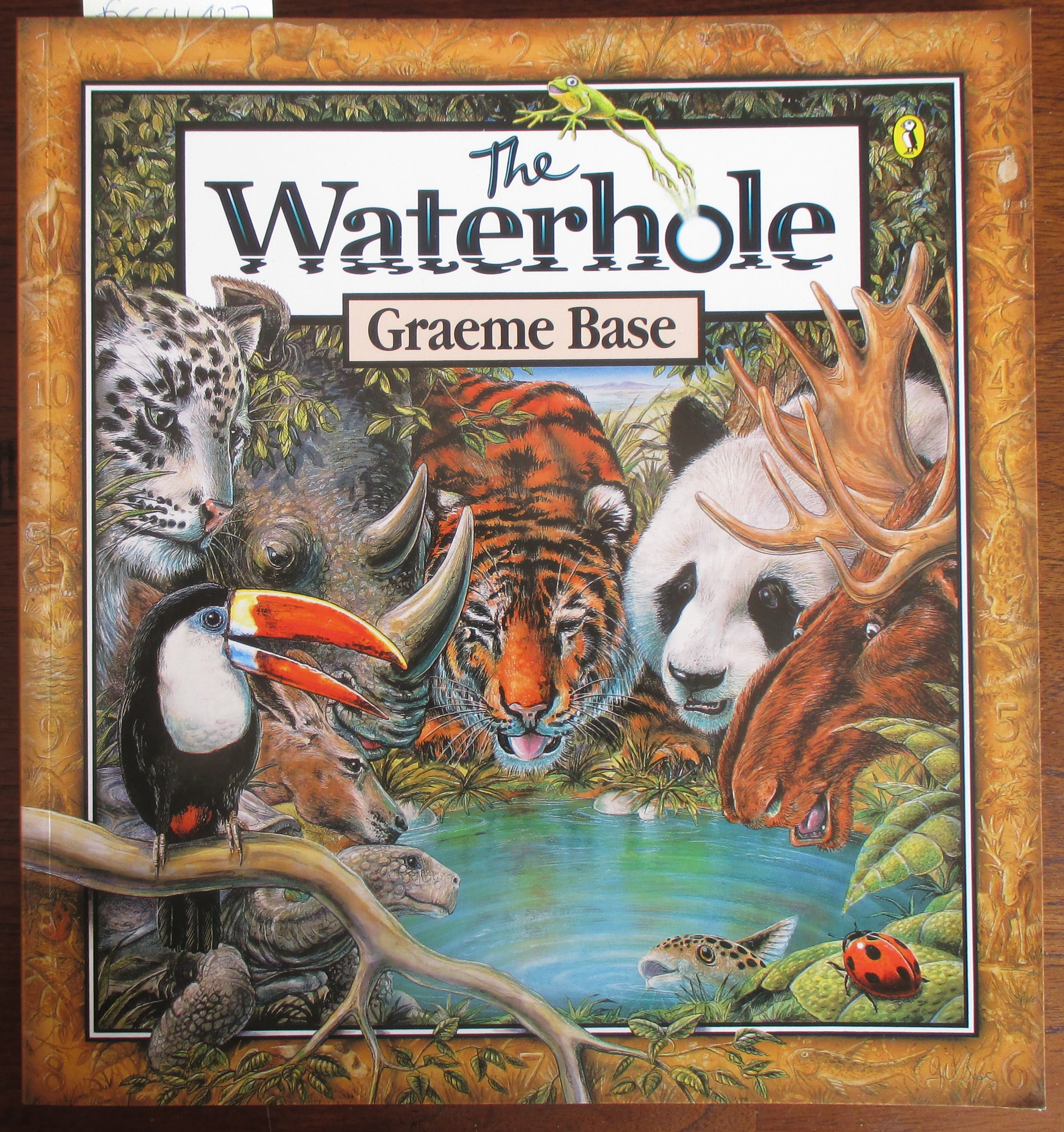 Image for Waterhole, The