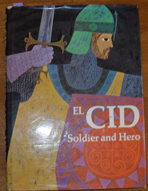 Image for El Cid: Soldier and Hero