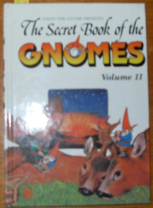 Image for Secret Book of the Gnomes, The (David the Gnome Presents) - Volume 11