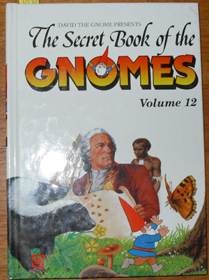 Image for Secret Book of the Gnomes, The (David the Gnome Presents) - Volume 12