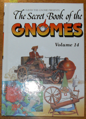 Image for Secret Book of the Gnomes, The (David the Gnome Presents) - Volume 14