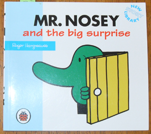 Image for Mr Nosey and the Big Surprise
