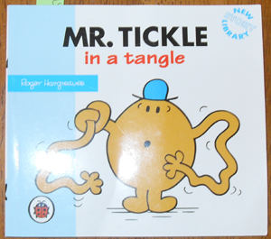 Image for Mr Tickle in a Tangle