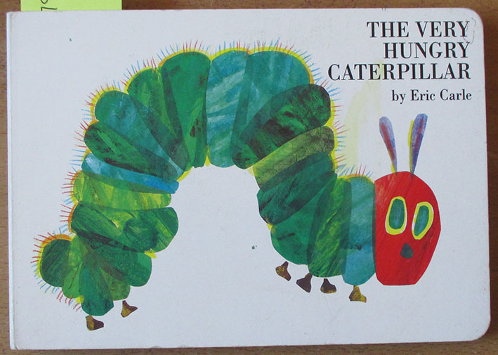 Image for Very Hungry Caterpillar, The (Board Book)