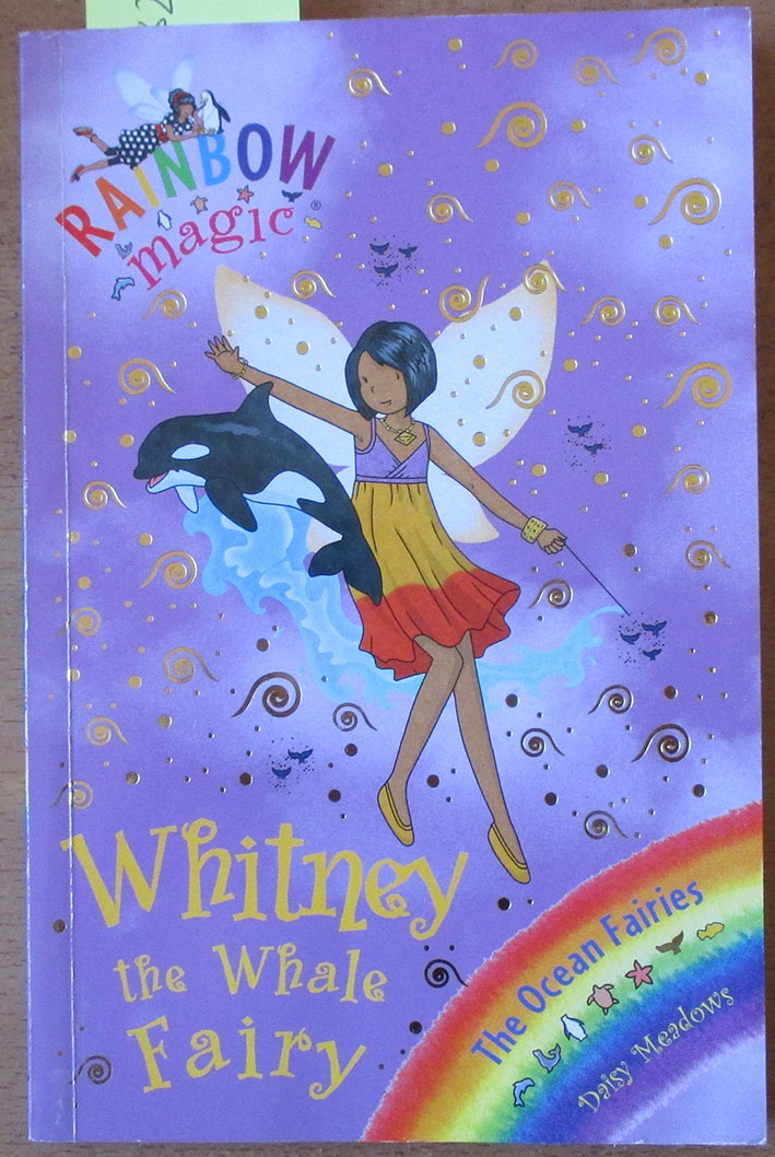 Image for Whitney the Whale Fairy: The Ocean Fairies (Rainbow Magic)