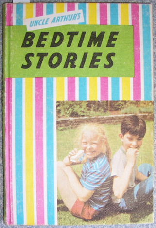 Image for Uncle Arthur's Bedtime Stories (Series B Volume 8)