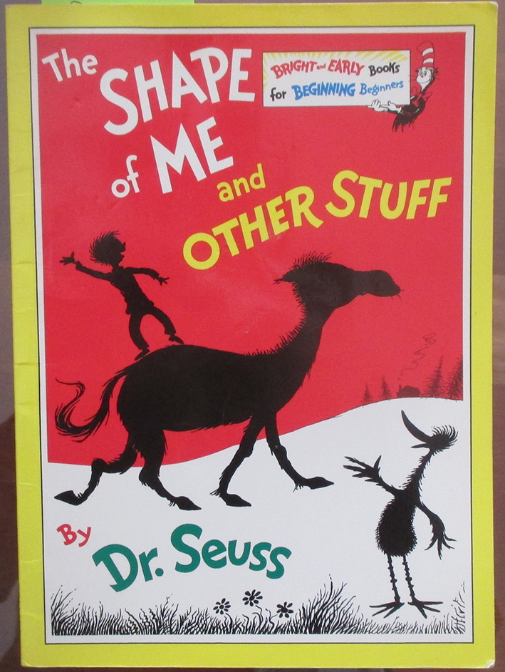 Image for Shape of Me and Other Stuff, The
