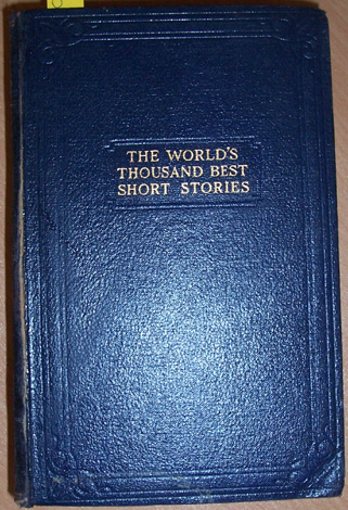 Image for Masterpiece Library of Short Stories: The World's Best Short Stories: Scandinavian, Dutch, The War and The Index (Vols 19 & 20)