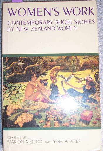 Image for Women's Work: Contemporary Short Stories By New Zealand Women