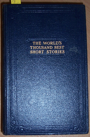 Image for Masterpiece Library of Short Stories: The World's Best Short Stories: French (Vols 3 & 4)
