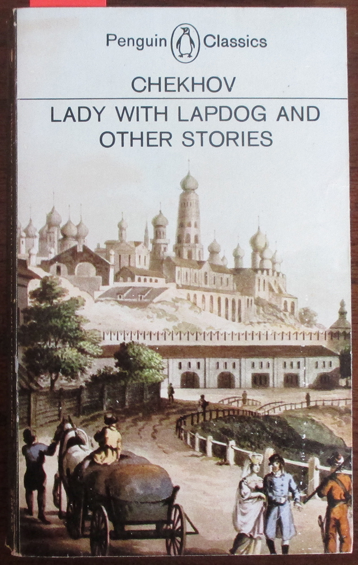 Image for Lady With Lapdog and Other Stories
